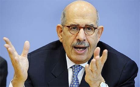 ElBaradei (File photo AFP)