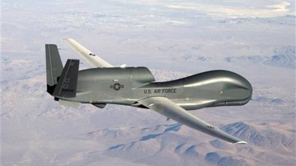 طائرة أميركية بدون طيار