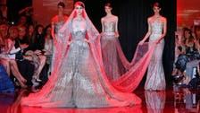 Designer Elie Saab's Paris catwalk show fit for a princess