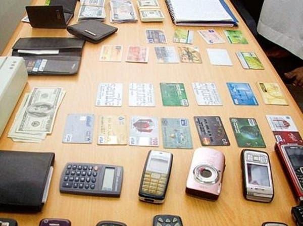 عصابة دولية تحتال على السعوديين ببطاقات ائتمان مزورة