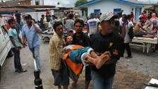 Disaster agency: 22 dead after Indonesia quake