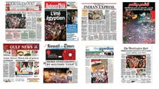 Popular victory, or death of democracy? World's press divided over Egypt