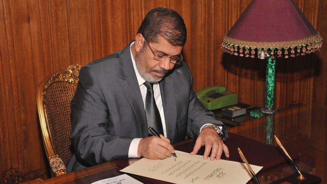 Mursi in a year