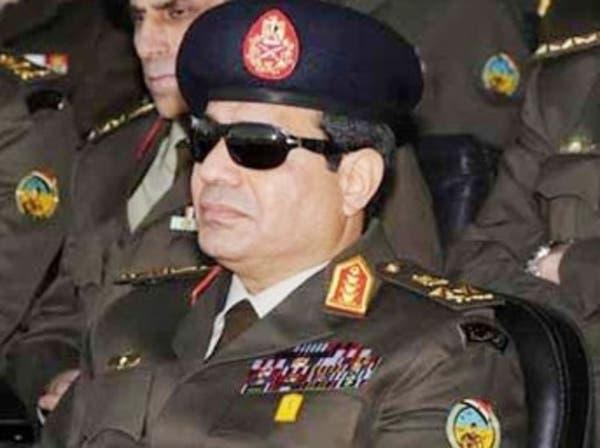 """مصادر صحافية لـ""""العربية"""": مرسي خطط لعزل السيسي"""