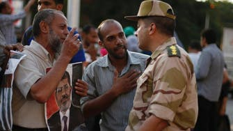 Egyptian army warns against 'endless circle of revenge'