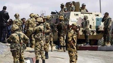 اشتباكات بين مسلحين والجيش بشمال سيناء