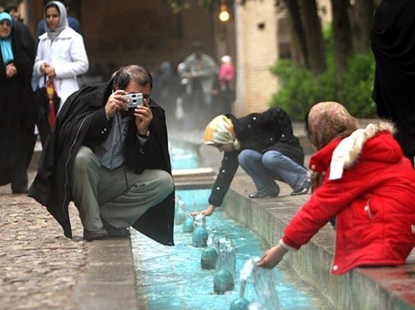 8 أوروبيين موقوفون بإيران.. هواة تصوير ومتهمون بالتجسس