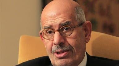 البرادعي: السيسي يدرك أهمية الحل السياسي للأزمة في مصر