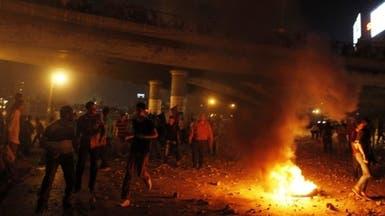30 قتيلا بتصادمات بين أنصار مرسي ومعارضيه  في أنحاء مصر