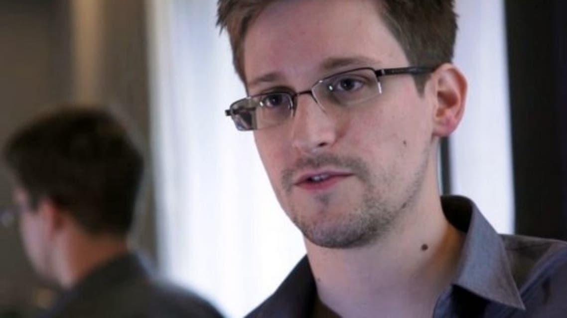 Snowden AFP