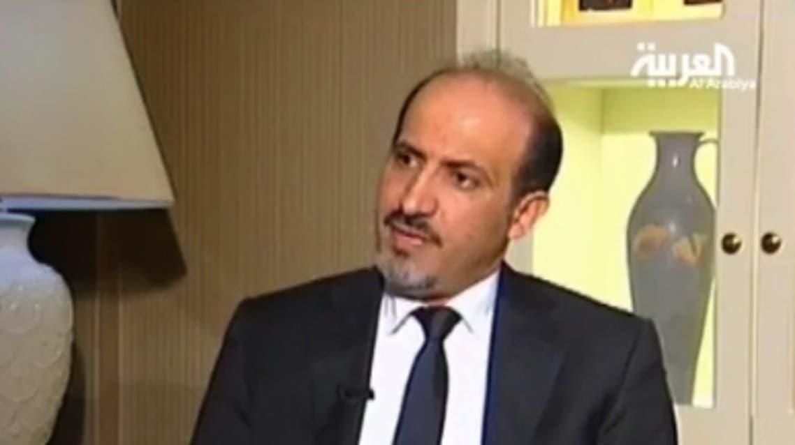 أحمد العاصي الجربا