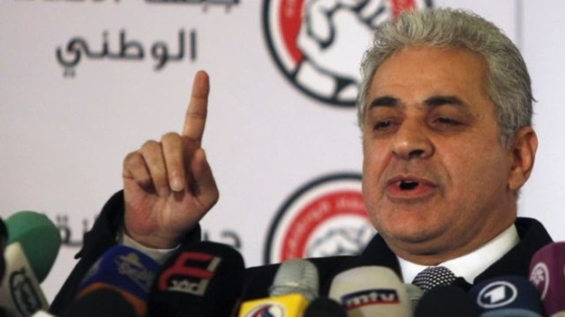 Founder of Egyptian Popular Current Hamdeen Sabahy speaks during a news conference in Cairo December 23, 2012. (File photo: Reuters)