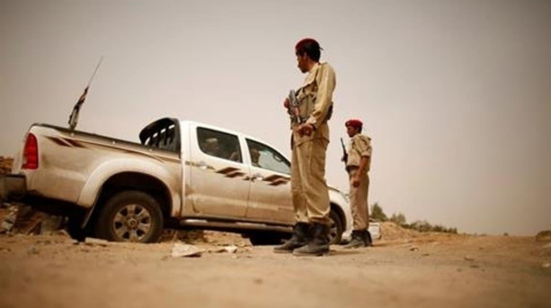 yemen police reuters