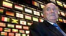 Blatter promises help for Palestinian team
