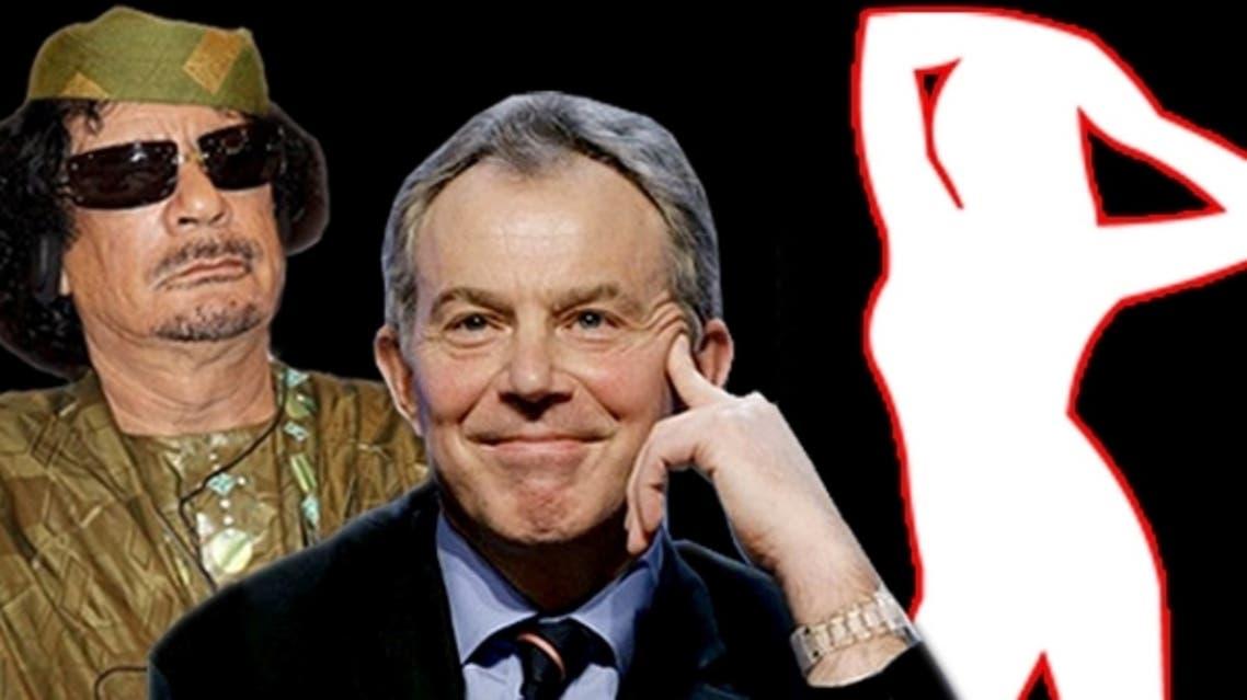Blair-Qaddafi
