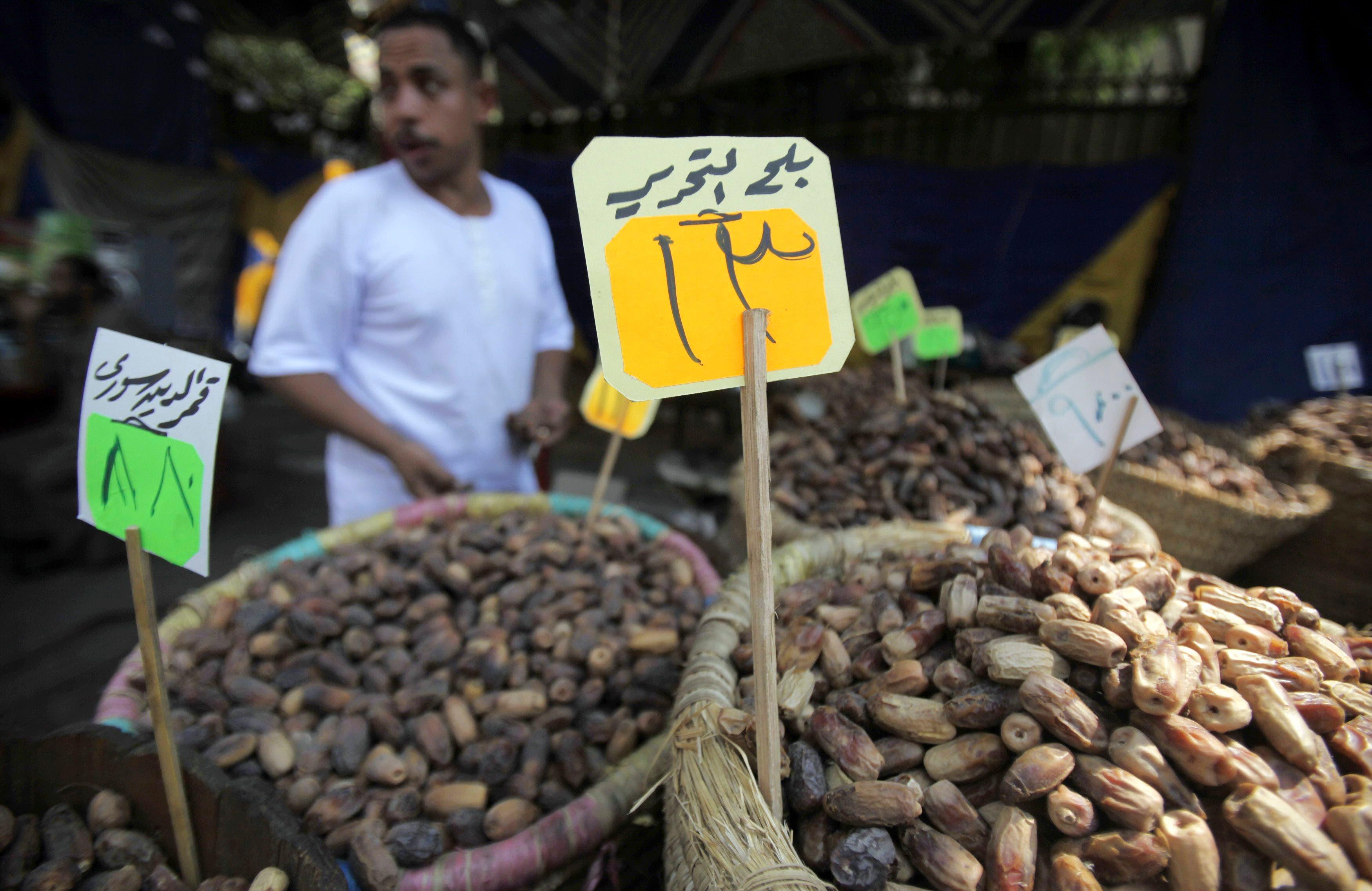 Egypt welcomes Ramadan with Sisi dates