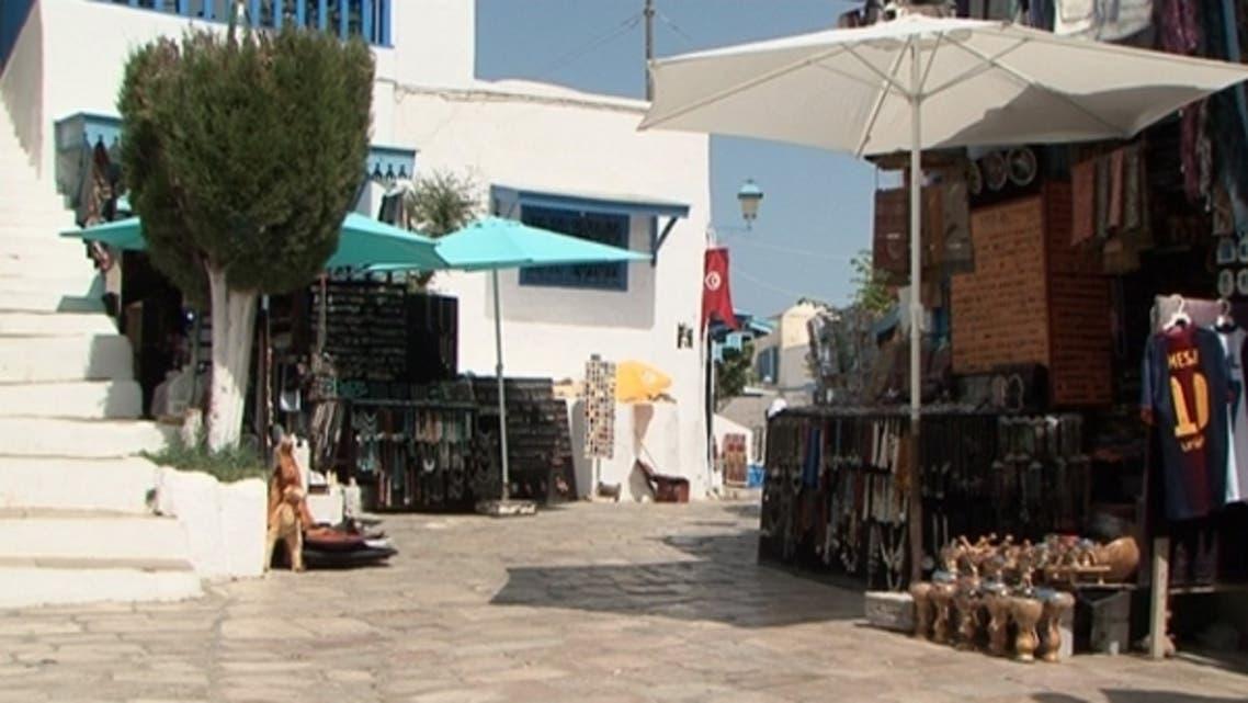 السياحة في سيدي بوسعيد في تونس