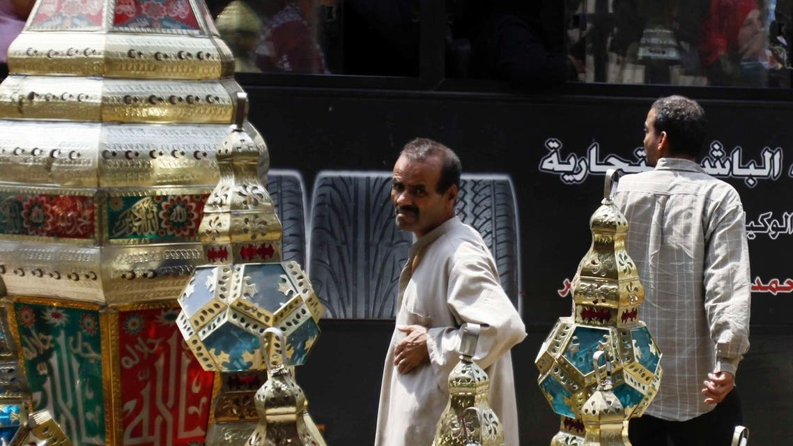 Egypt welcomes Ramadan with Sisi dates