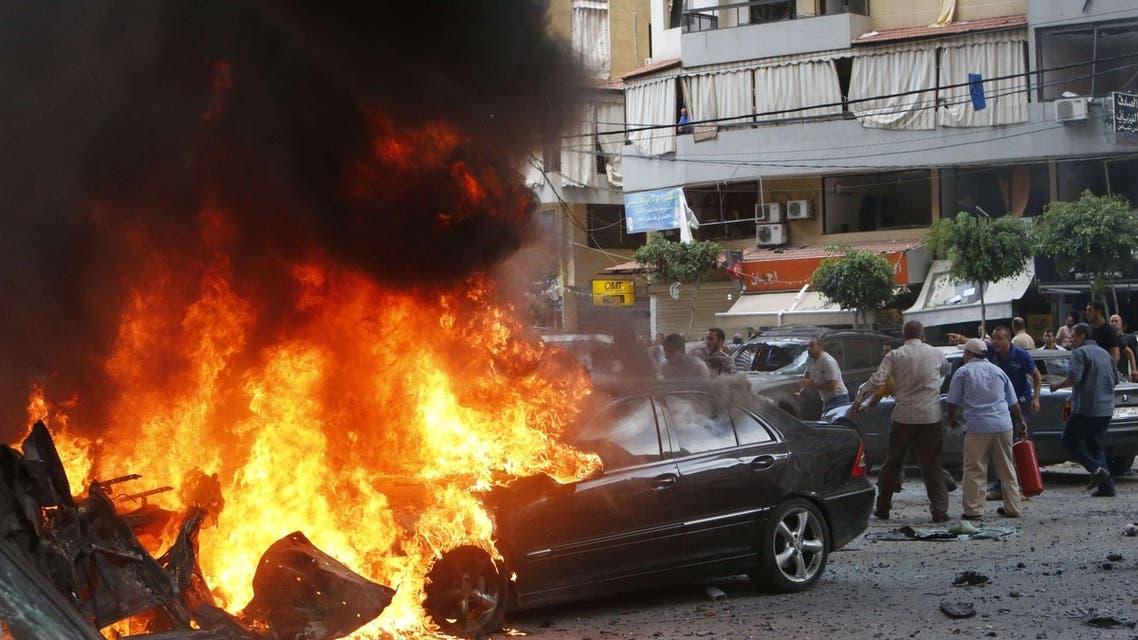 Dahiyeh explosion