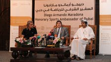 Maradona to stay as Dubai sports ambassador
