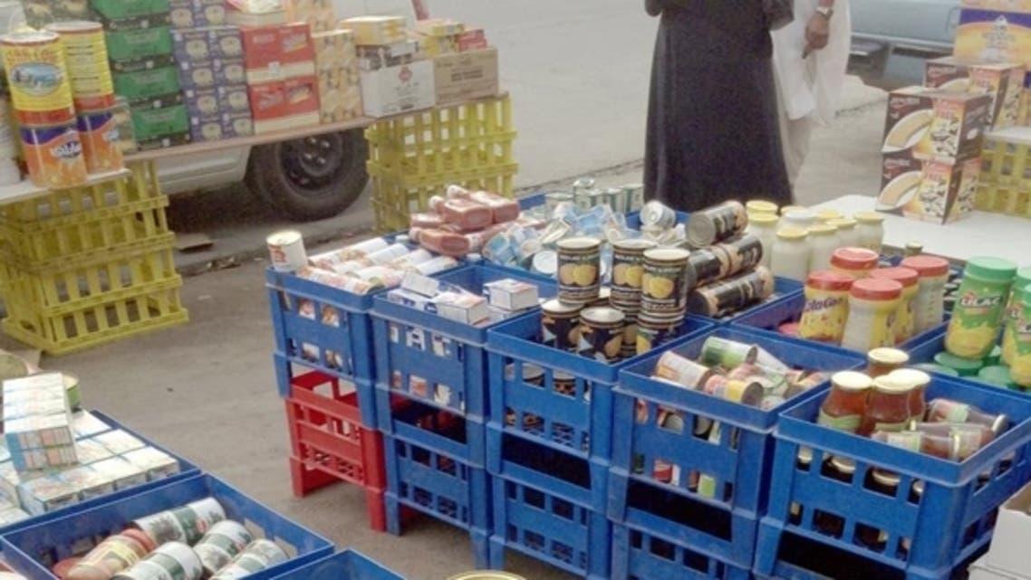 إتلاف أغذية في الرياض