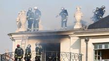 Fire engulfs landmark Paris mansion owned by Qatari prince
