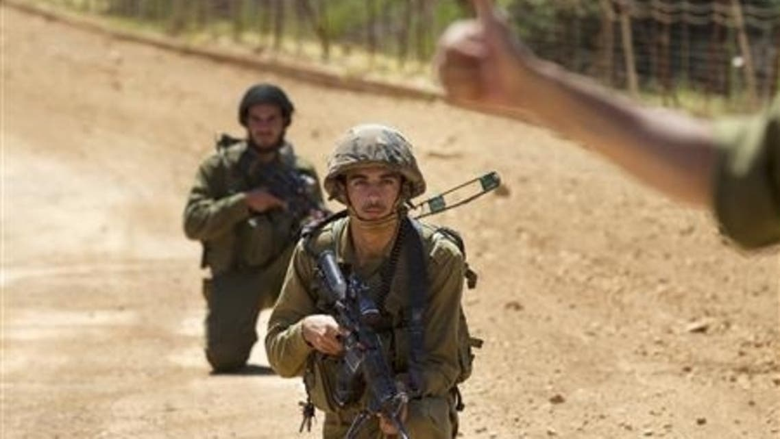 file photo- isreal reuters