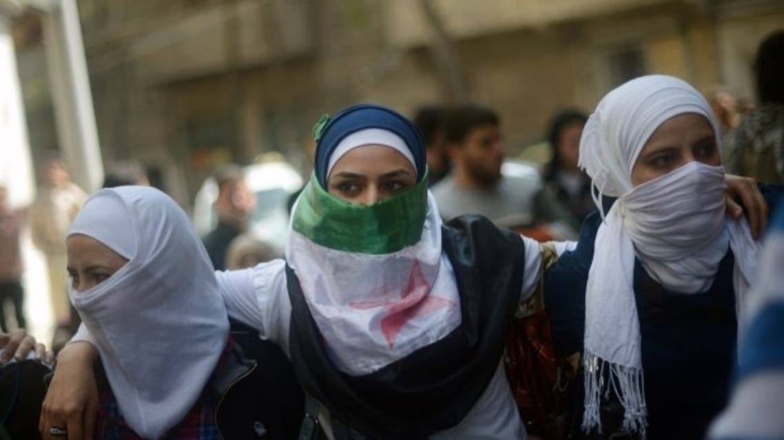 Women in Syria