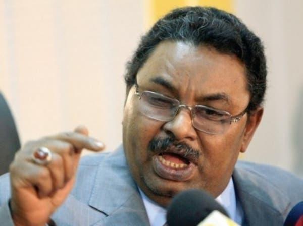 السودان ينفي خبر الإعلام القطري عن لقاء برئيس الموساد