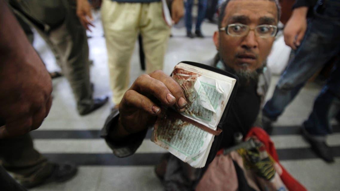 A member of the Muslim Brotherhood a