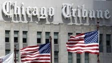 Chicago-based Tribune Co. to split broadcast, publishing arms