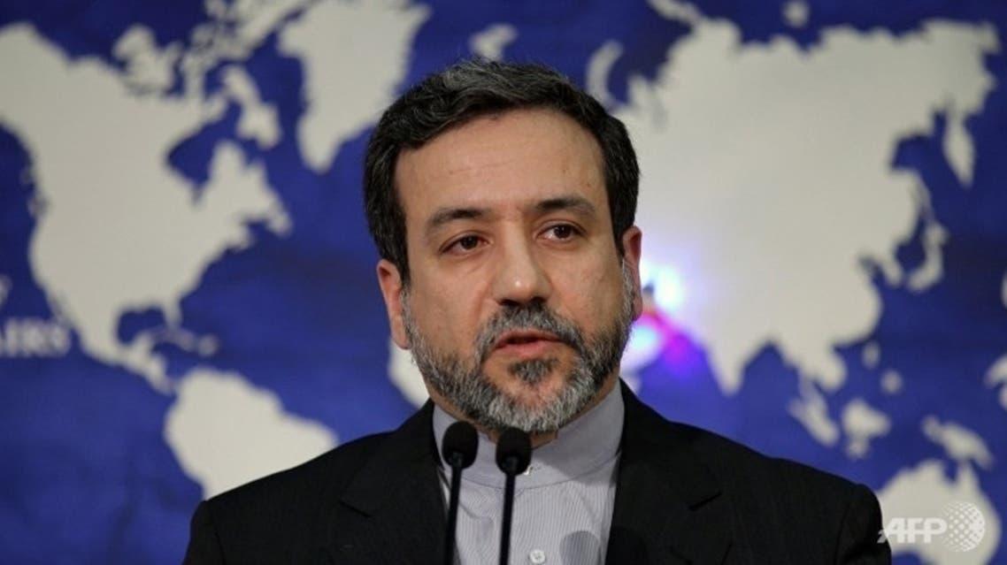 Abbas Araghchi (AFP)