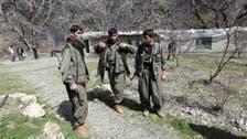 Kurdish rebel group appoints hawkish new leader
