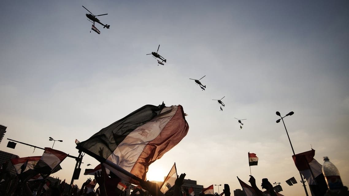 Egypt choppers