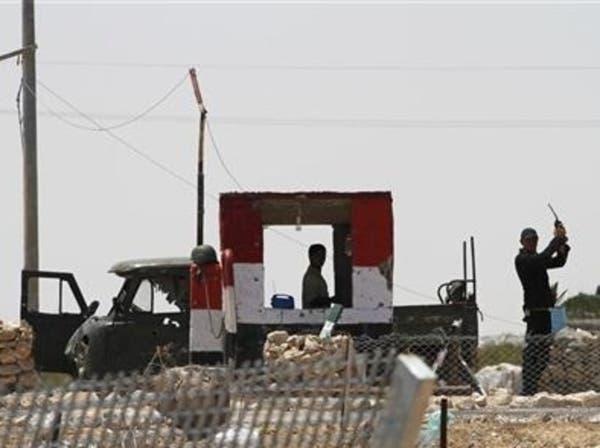 مقتل ضباط وإصابة 3 في هجومين بالعريش والإسماعيلية