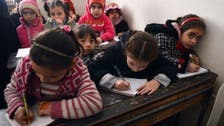 Syria war imperils education of 2.5 million children, aid agency says