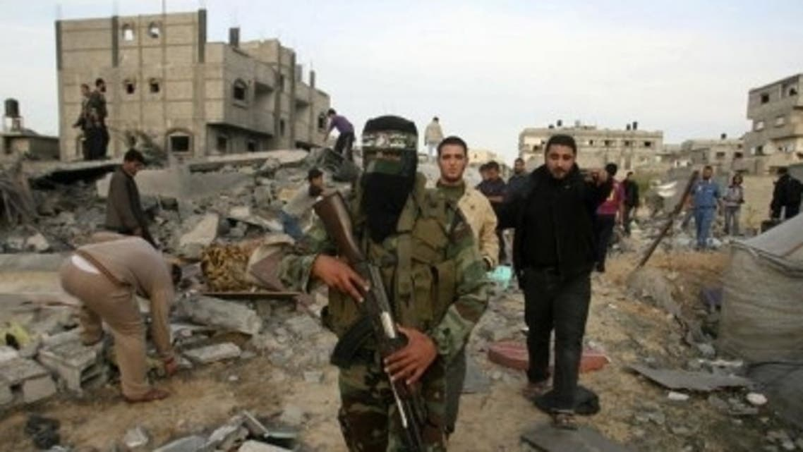 Hamas Warrior