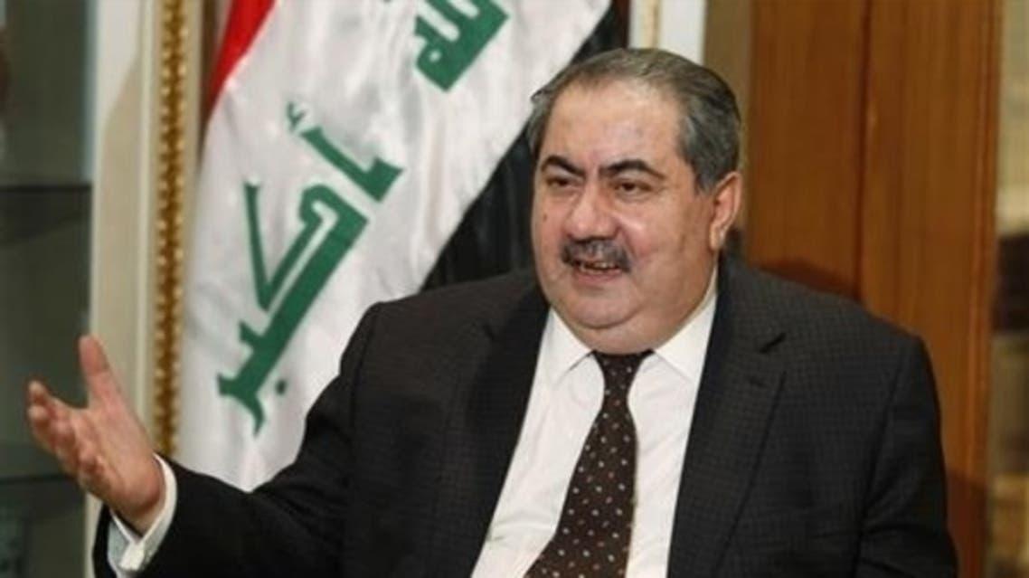 عراقی وزیر خارجہ ہوشیار زبیری