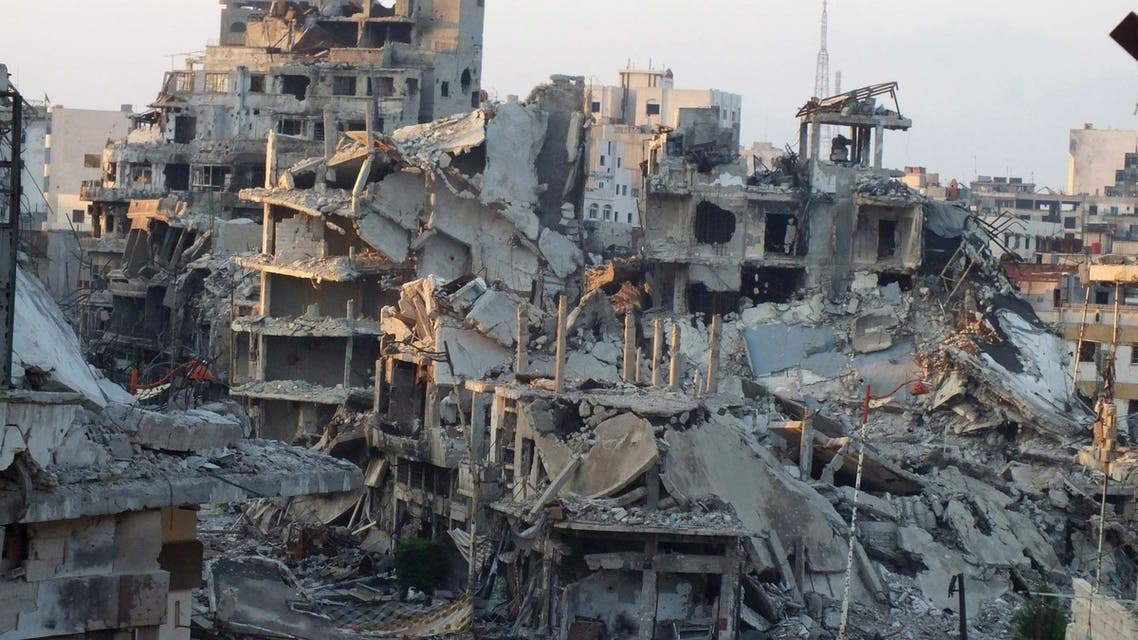 No Peace for Syrians during Ramadan