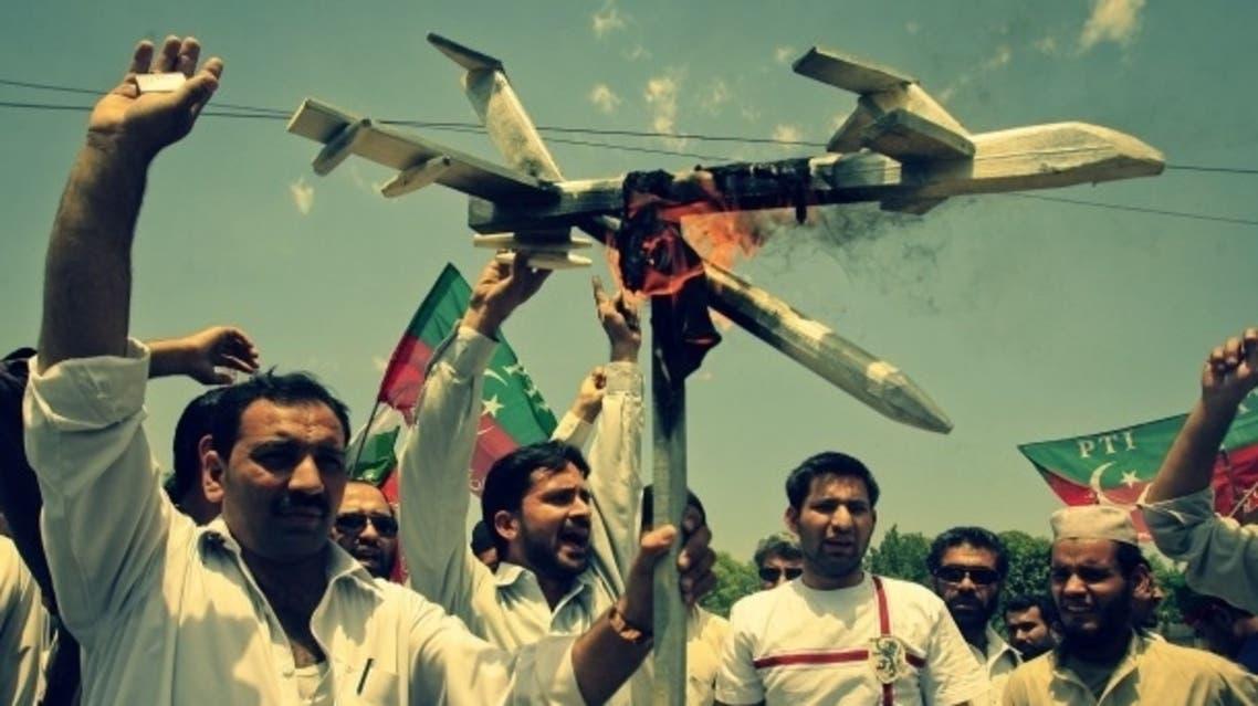 drone strike pakistan reuters