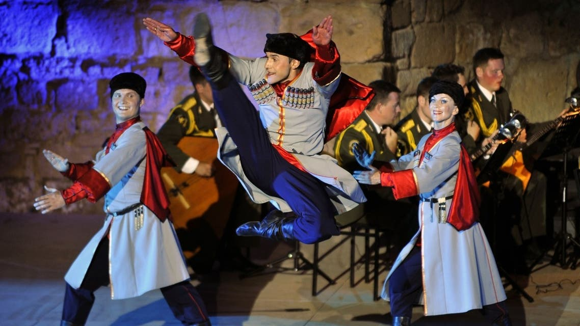 Tunisia's Carthage festival
