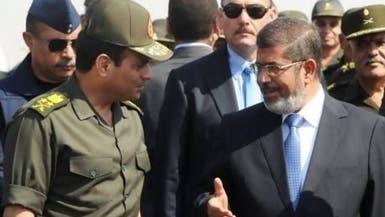 السيسي: اقترحتُ على مرسي الاستفتاء مرتين.. لكنه رفض