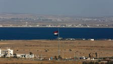 Shell from Syria hits Israeli-occupied Golan