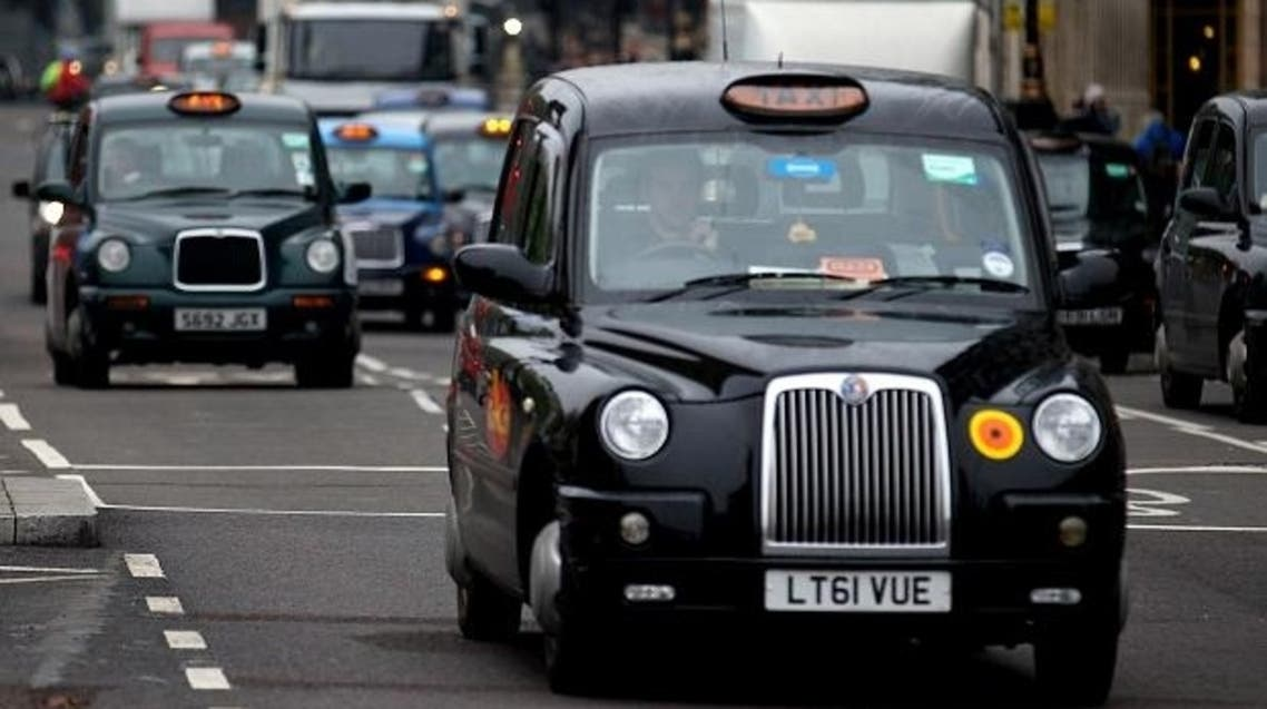 The first batch of London taxis will be delivered before the end of 2013, with the second batch being delivered at the beginning of 2014. (File photo: AFP)
