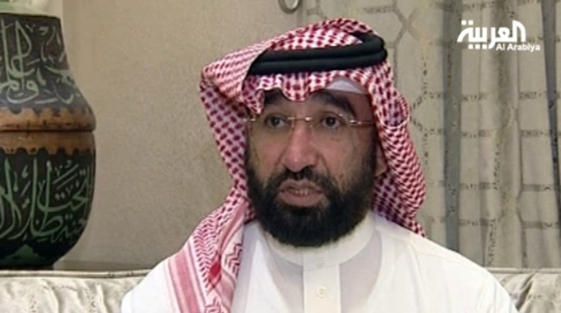 رئيس لجنة الاحتراف السعودية عبدالله البرقان