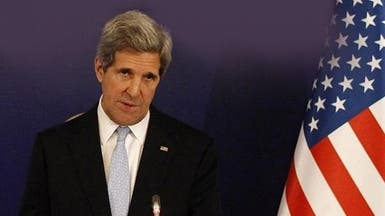 كيري يؤكد للجربا عزم أميركا محاسبة الأسد بسبب الكيماوي