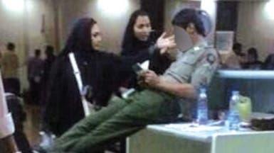 إيقاف موظف بجوازات مكة لتعامله غير اللائق مع المراجعين