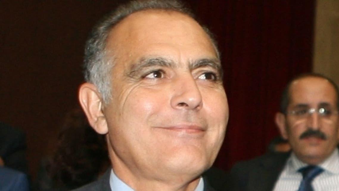 صلاح الدين مزوار الأمين العام لحزب التجمع في المغرب