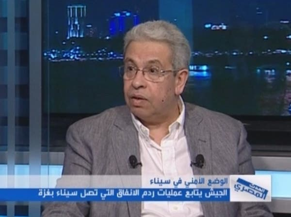 سعيد: زيارة بيرنز جاءت بعد اتفاق أميركي سعودي لدعم مصر
