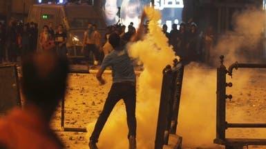 اعتقال 400 شخص على خلفية اشتباكات الجيزة ووسط القاهرة